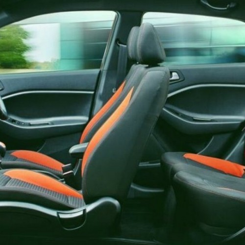 Hyundai I20 Active Interiors Seats