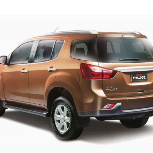 Isuzu MU-X Price, Review, Pictures, Specifications