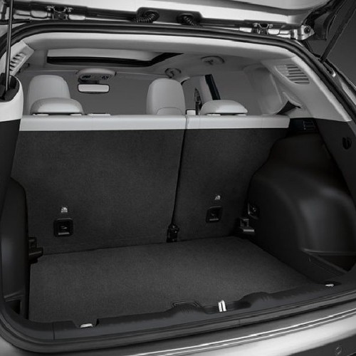 Jeep Compass Boot Space