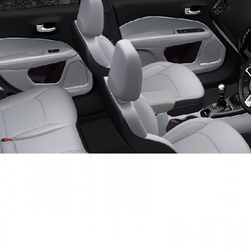 Jeep Compass Interior Banner