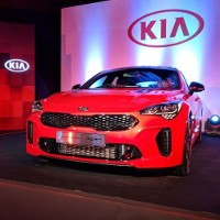 Kia Stinger Picture