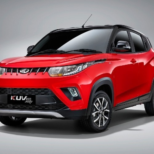 Kuv100 Nxt Side View