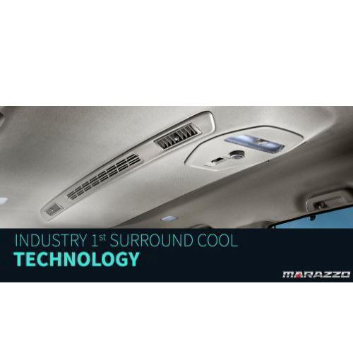 Marazzo 1st Surround Cool Technology