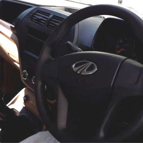 Mahindra Tuv 300 Plus Dashboard Interior