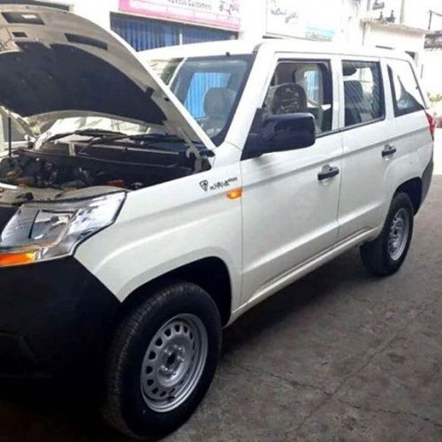 Mahindra Tuv 300 Plus Engine