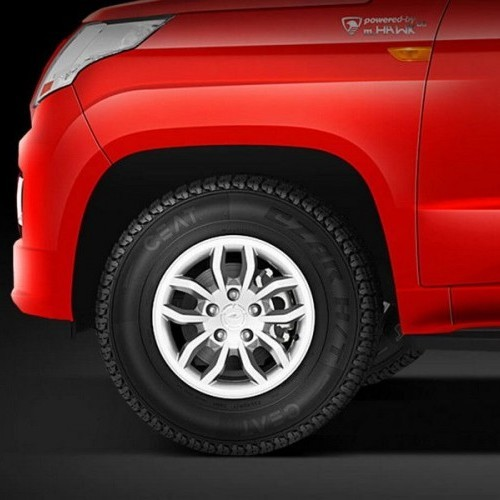 Mahindra Tuv 300 Style Square Wheel Arches