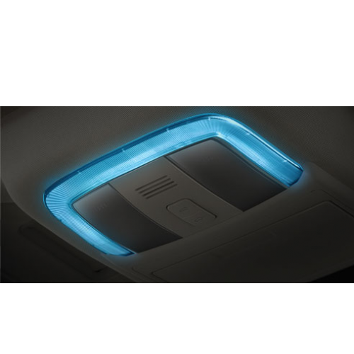 Mahindra Xuv 500 2015 Blue Lighting