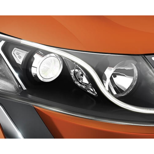 Mahindra Xuv 500 2015 Features Headlamp Big
