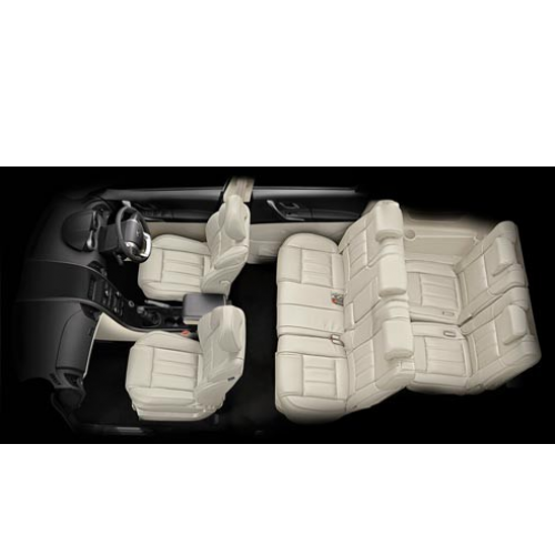 Mahindra Xuv 500 2015 Plush Leather Seat