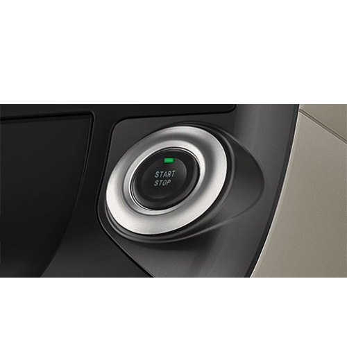Mahindra Xuv 500 2015 Push Button