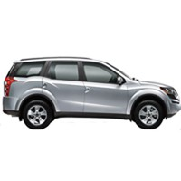 Mahindra XUV500 Hybrid Picture