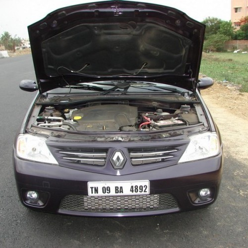 Mahindra Renault Logan Price, Review, Pictures