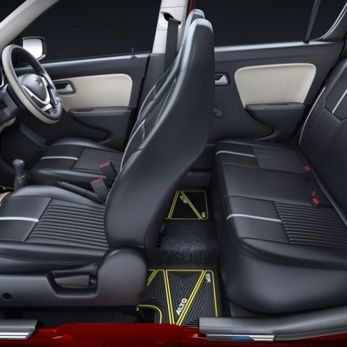 Maruti Alto K10 Limited Urbano Edition Interiors