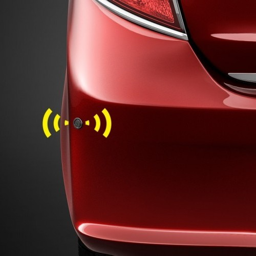 Maruti Alto K10 Limited Urbano Edition Parking Sensors