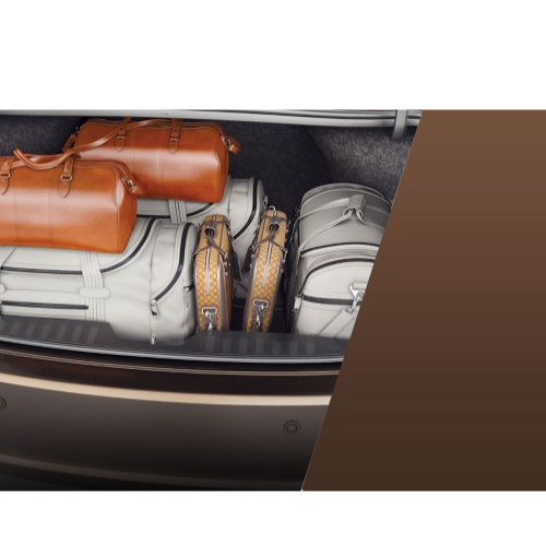 Ciaz Interior Luggage