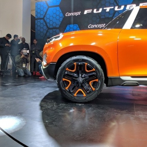 Maruti Future S Wheel