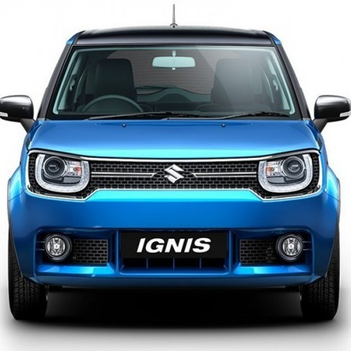 Maruti Ignis Front View