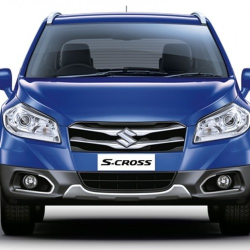 Scross Front View