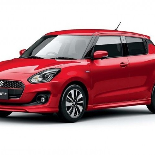 Maruti Swift 5