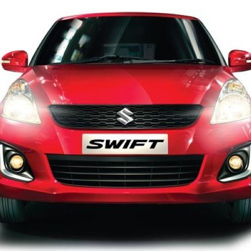 Maruti Swift Facelift Front Drl