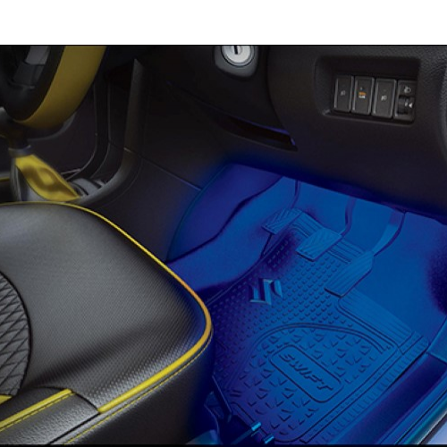 Maruti Swift Windsong Limited Edition Ambient Lighting