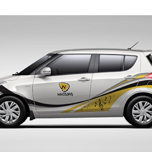 Maruti Swift Windsong Limited Edition Side View