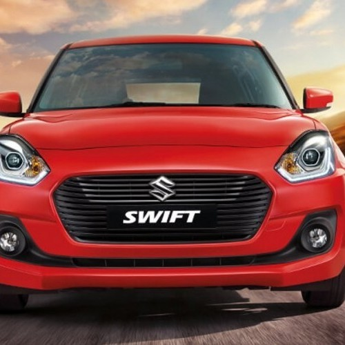 New Swift Aggresive Front Grille