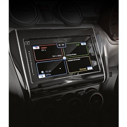 New Swift Smart Play Infotainment System