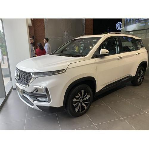 Mg Hector Side View