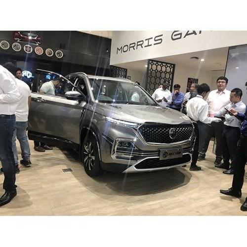 Mg Hector Suv Launched In India