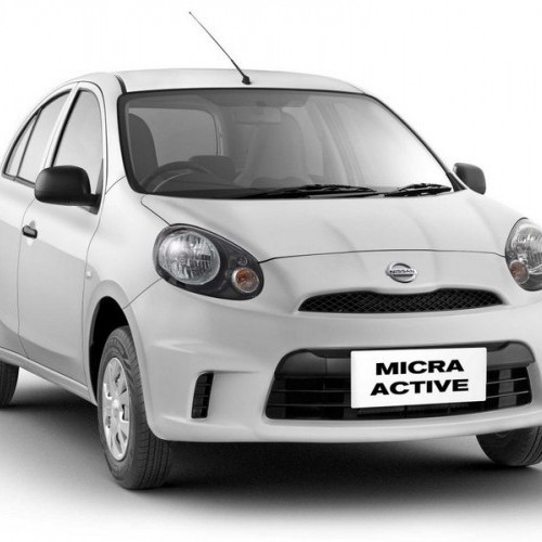 Nissan Micra Active Picture 11