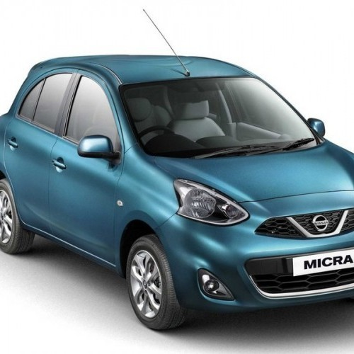 Nissan Micra Diesel Picture 11