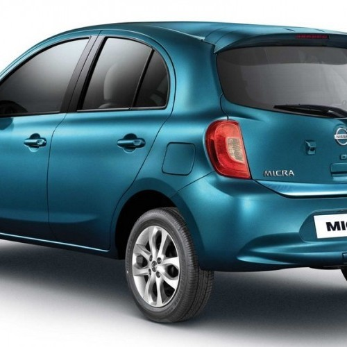 Nissan Micra Diesel Picture 12