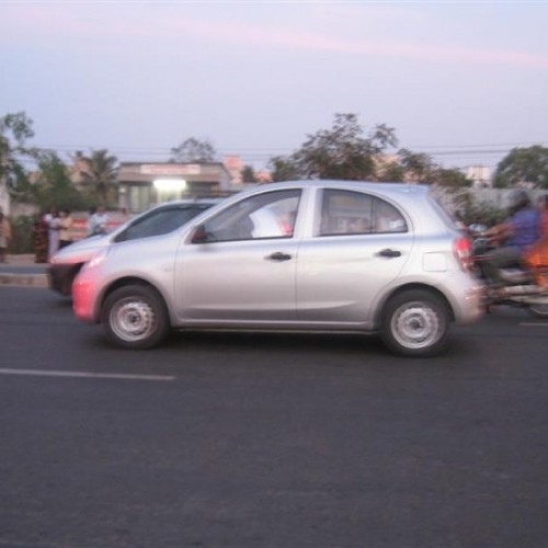 Nissan Micra Spotted 9