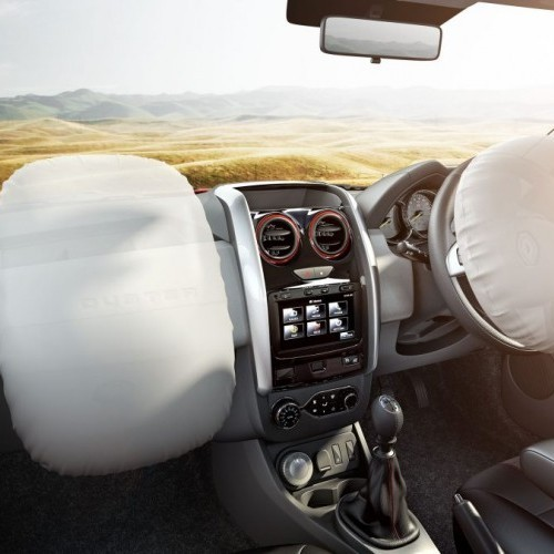 2016 Renault Duster Dashboard