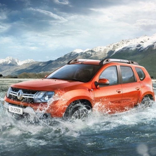 2016 Renault Duster Off Road Picture