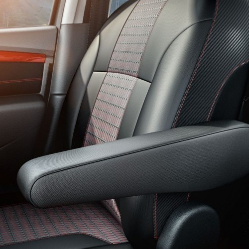 2016 Renault Duster Seats