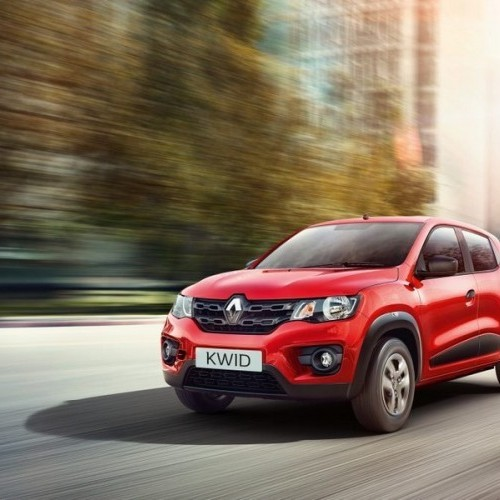 Renault Kwid Wallpaper 3