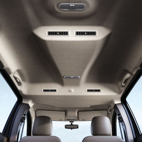 Renault Lodgy Interiors Roof