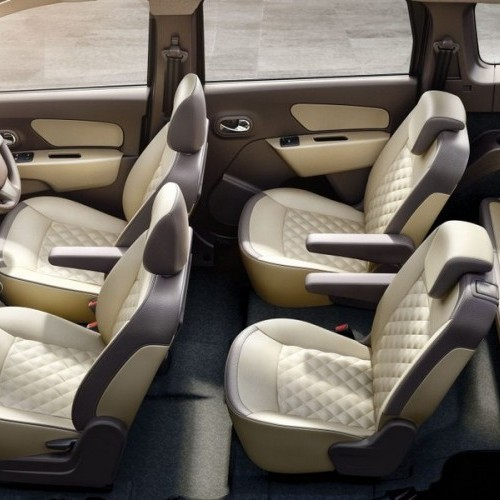 Renault Lodgy Interiors Seats