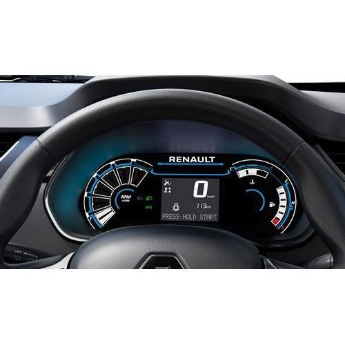 Renault Triber Led Instrument Cluster With 8 9 Cm Lcd Display
