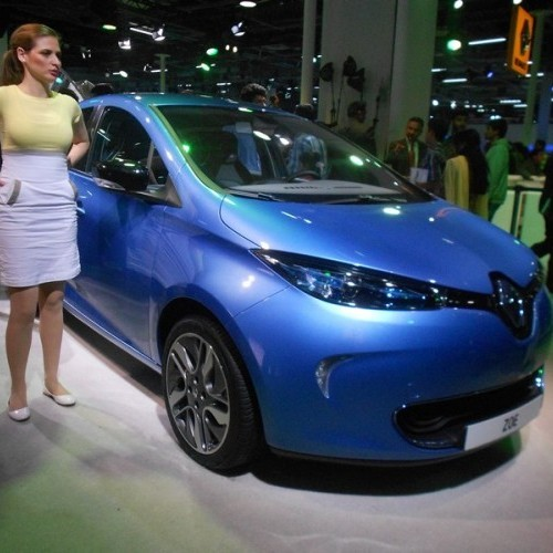 Renault Zoe Electric Price, Review, Pictures