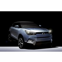 Ssangyong Tivoli Picture
