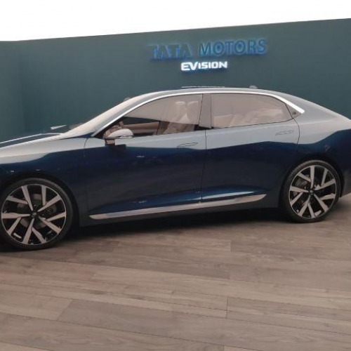 Evision Left Side View