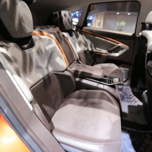 Hsx Interior Backseat View
