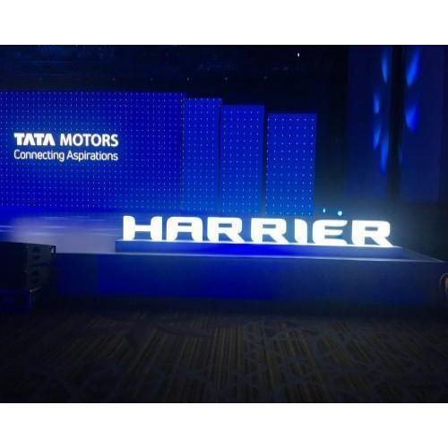 Tata Harrier Launching