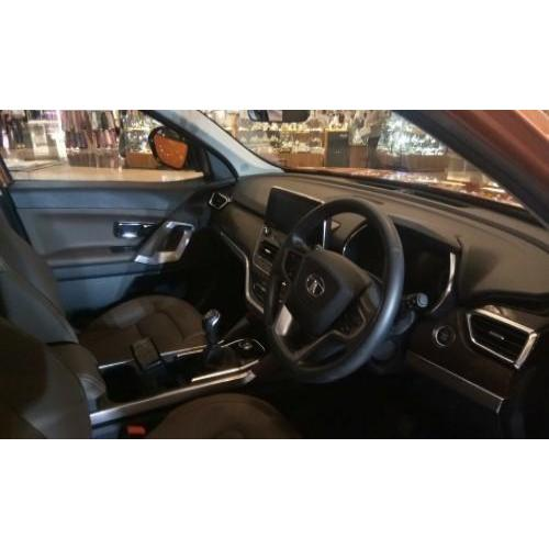 Tata Harrier Interior Stills 1