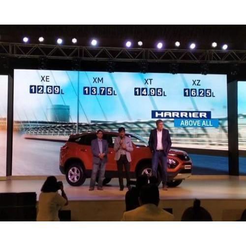 Tata Harrier Price List