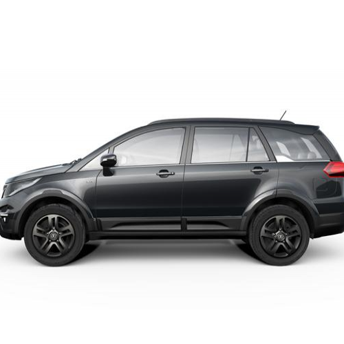 Tata Hexa Tuff Concept Side View