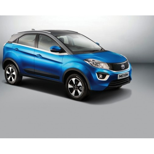 2016 Tata Nexon Production Version Studio Shot